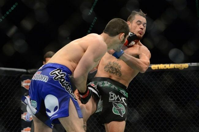 MMA: UFC 187-Makhachev vs Kuntz