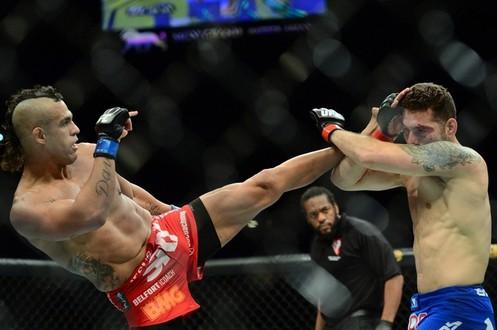 Расписание UFC « Все о ММА, смешанных