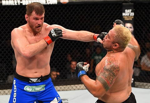 UFC Fight Night: Miocic v Hunt
