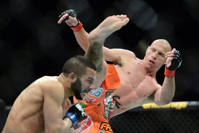 MMA: UFC 187-Cerrone vs Makdessi