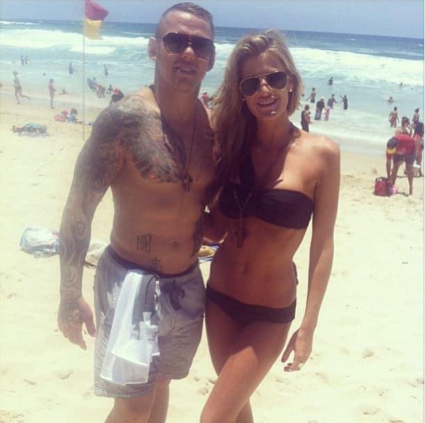Ross-Pearson-girlfriend-Kristie-McKeon-pic1