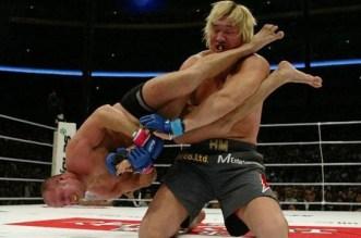 Федор Емельяненко не подпишет контракт с UFC