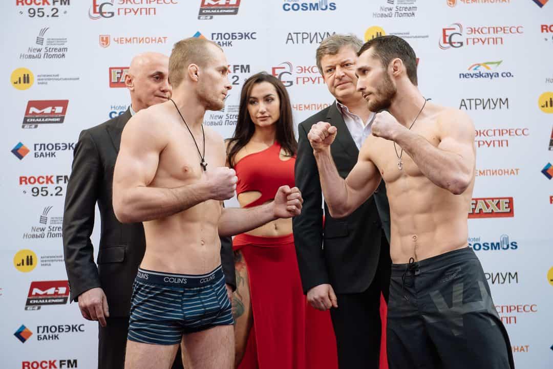 Pavel Vitruk, Sergey Morozov