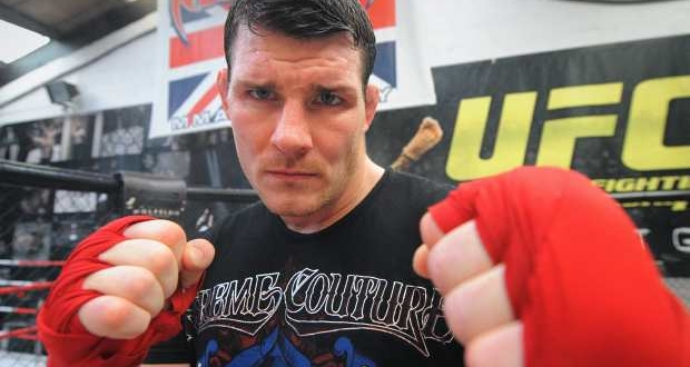 Digital Image by Howard Walker. 07970-809718. 12th January 2011. Picture shows Cage Fighter Michael Bisping 31 from Whalley training at the Wolfsliar MMA Academy in Widnes for his upcoming UFC middleweight fight against Jorge Rivera in Syndney in February.