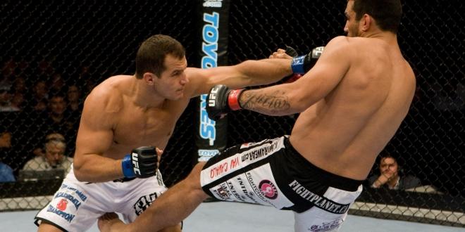 Junior Dos Santos - Fabricio Werdum - UFC 90 - Knockout