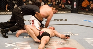 UFC 70 – Gabriel Gonzaga KO Mirko Cro Cop
