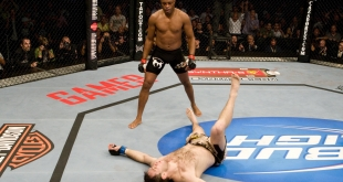 UFC 101 – Anderson Silva TKO Forrest Griffin