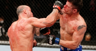 UFC Fight Night – Wanderlei Silva KO Brian Stann