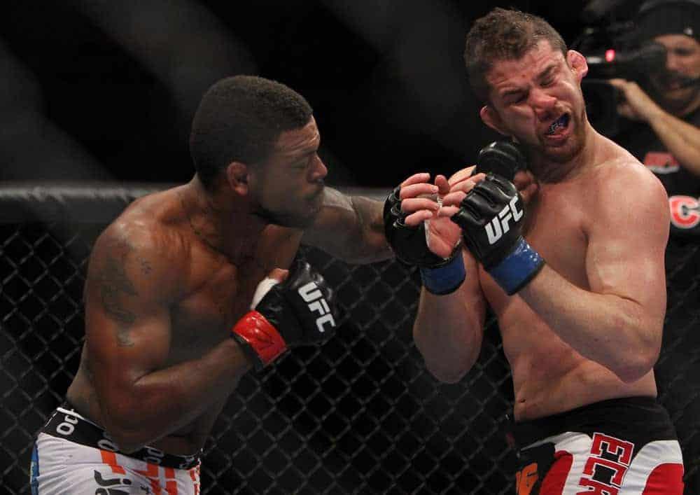 UFC on FOX 2: Evans v Davis