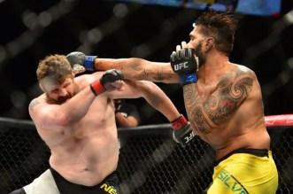 MMA: UFC Fight Night-Nelson vs Silva