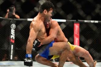 MMA: UFC Fight Night-Barao vs Nover