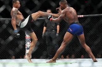 MMA: UFC Fight Night-Brooks vs Oliveira