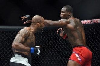 MMA: UFC 204-Saint Preux vs Manuwa