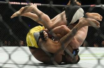 MMA: UFC Fight Night-Lamas vs Oliveira