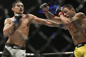 MMA: UFC Fight Night-Dos Anjos vs Ferguson