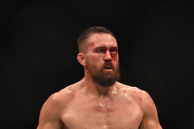 MMA: UFC Fight Night-Noke vs Akhmedov
