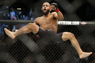 Мнение бойцов UFC о Деметриусе Джонсоне
