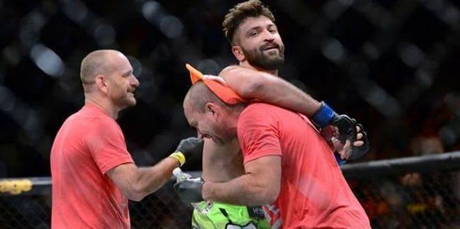 Андрей Орловский: «Я счастлив, что победил, но больше не хочу драться с товарищем»