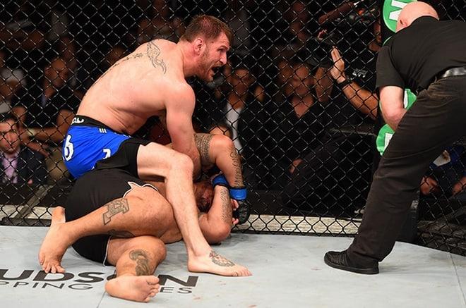 Занимательные цифры. Статистические итоги UFC Fight Night 65