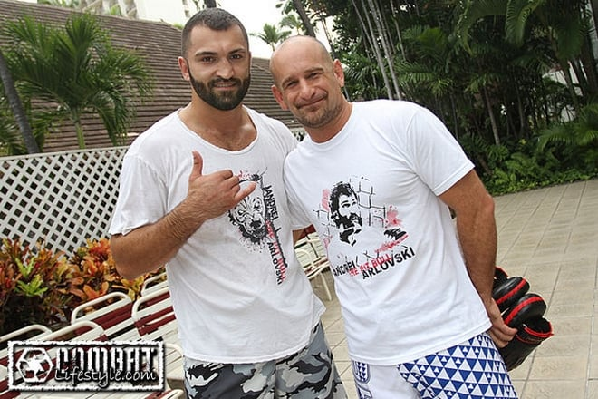 andrei-arlovski-training-on-hawaii