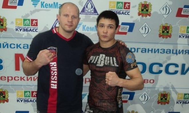 Настюхин и Федор