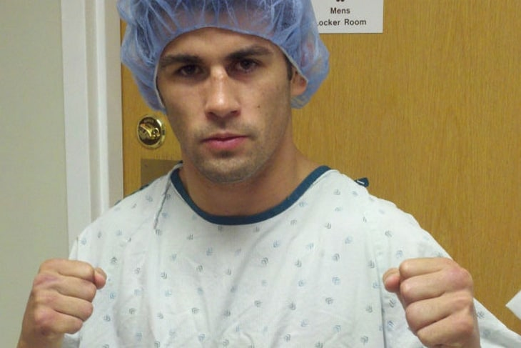 dominick-cruz-hospital