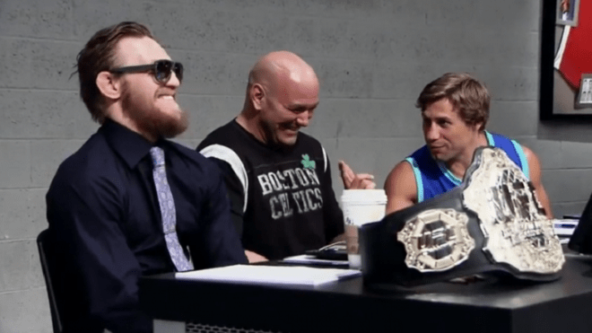 watch-conor-mcgregor-and-urijah-faber-really-stole-the-show-during-tuf-episode-1