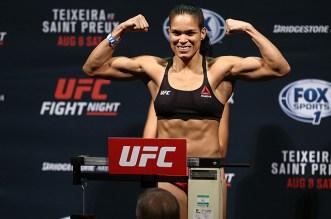 Нуньес не захотела драться на UFC 213