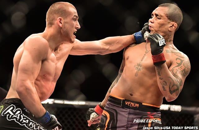 10 новичков UFC, которые взорвали мир боев в 2015 году