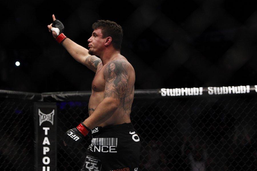 Rodrigo Nogueira vs Frank Mir