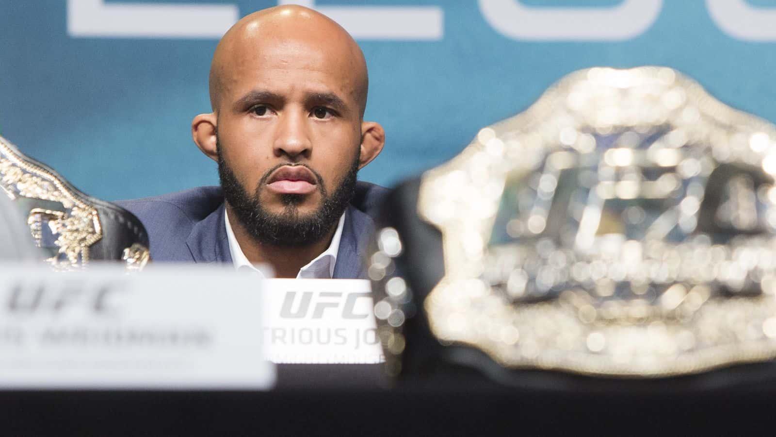 Демитриус Джонсон предложил Флойду Мэйвезеру бой в UFC с ограничениями в правилах