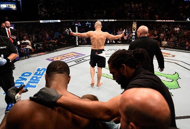 UFC Fight Night: Teixeira v Evans
