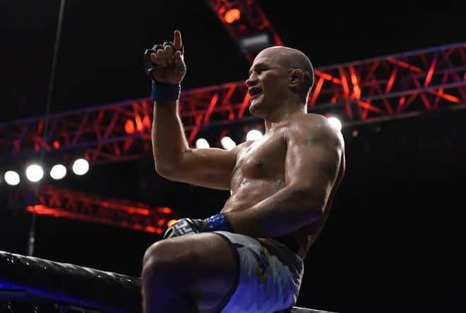 Тяжеловесные разборки. Обзор главных боев UFC Fight Night 86