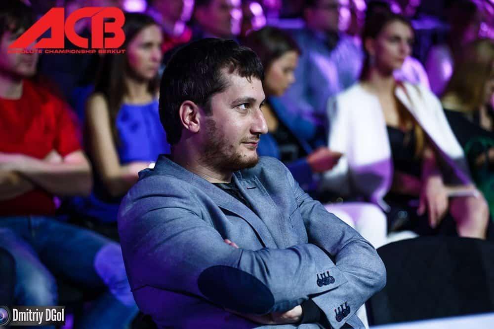 Ибрагим Исмаилов - матчмейкер ACB