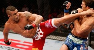 UFC Fight Night – Vitor Belfort TKO Luke Rockhold