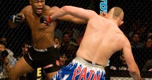 UFC 88 – Rashad Evans KO Chuck Liddell