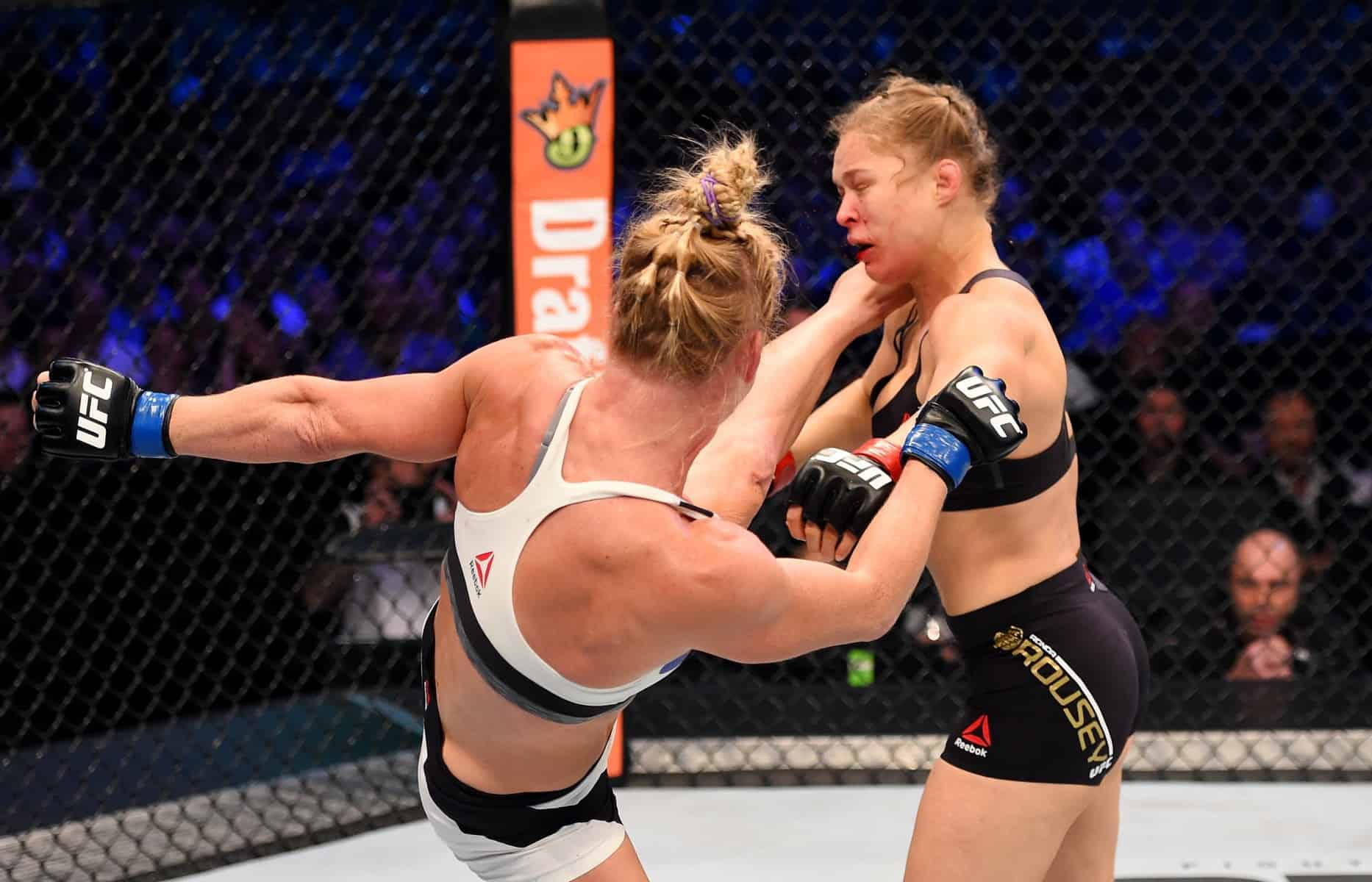 UFC 193 – Holly Holm KO Ronda Rousey