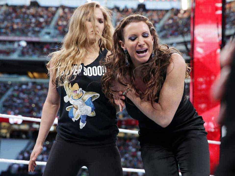 the-rock-and-ronda-rousey-laying-the-smack-down-on-the-wwe-brass-was-the-best-moment-of-wrestlemania