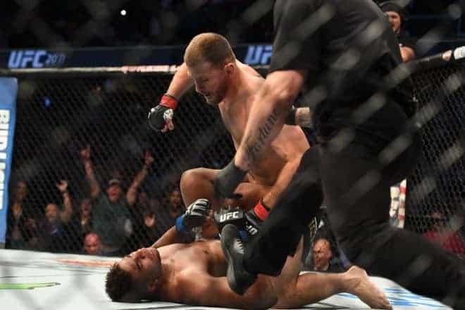 MMA: UFC 203-Miocic vs Overeem