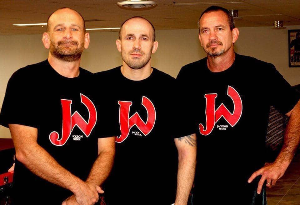 Тренеры JacksonWink MMA и Михаил Любимов