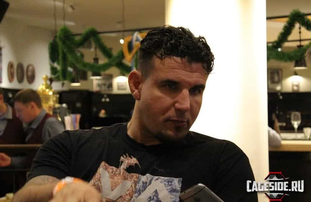 """""""I am trying to get out of UFC"""".  Еxclusive interview with Frank Mir"""