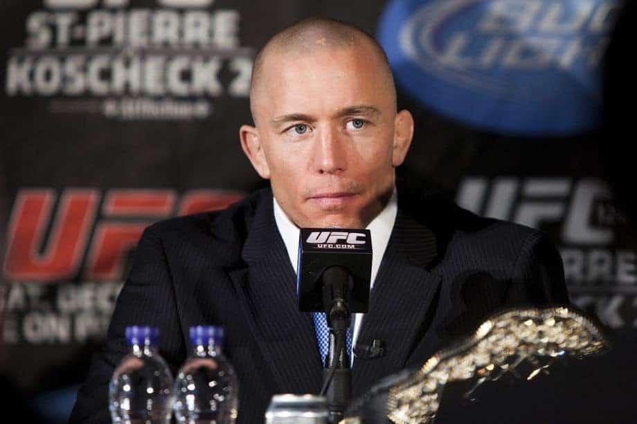 Жорж Сен-Пьер утверждает, что больше не связан контрактом с UFC. Бен Аскрен бросает ему вызов