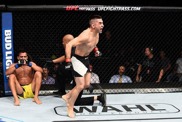 UFC Fight Night: Lamas v Oliveira