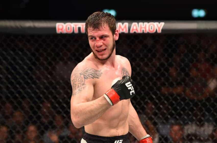 Никита Крылов подписал контракт с UFC на шесть боев