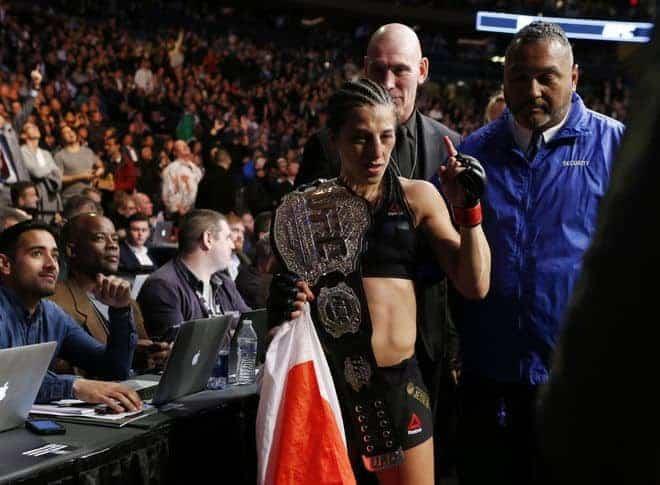 MMA: UFC 205-Jedrzejczyk vs Kowalkiewicz
