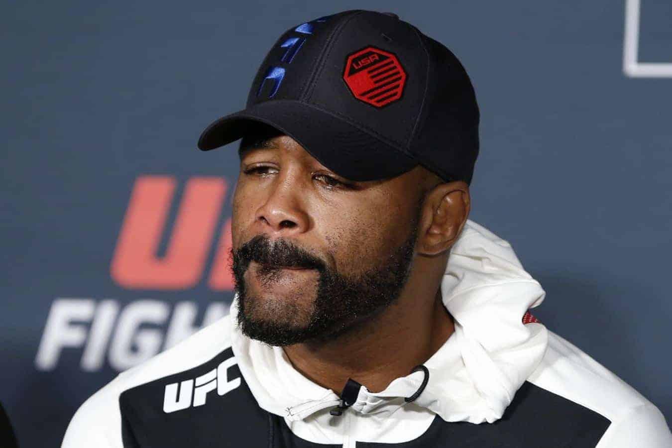 Бывший чемпион UFC Рашад Эванс завершил карьеру