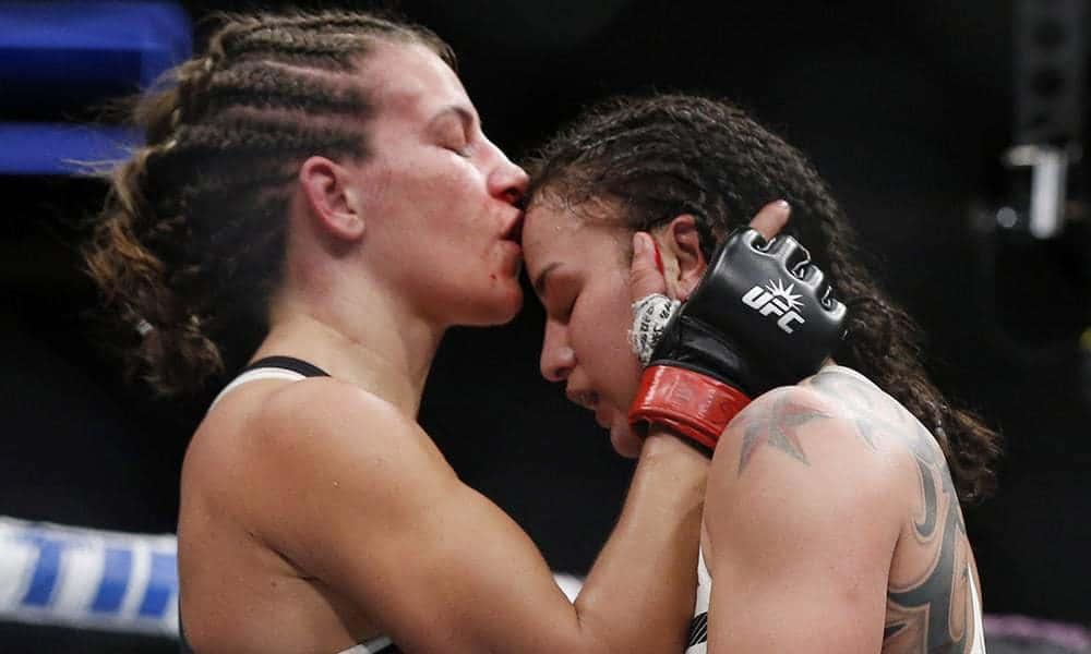MMA: UFC 205-Tate vs Pennington