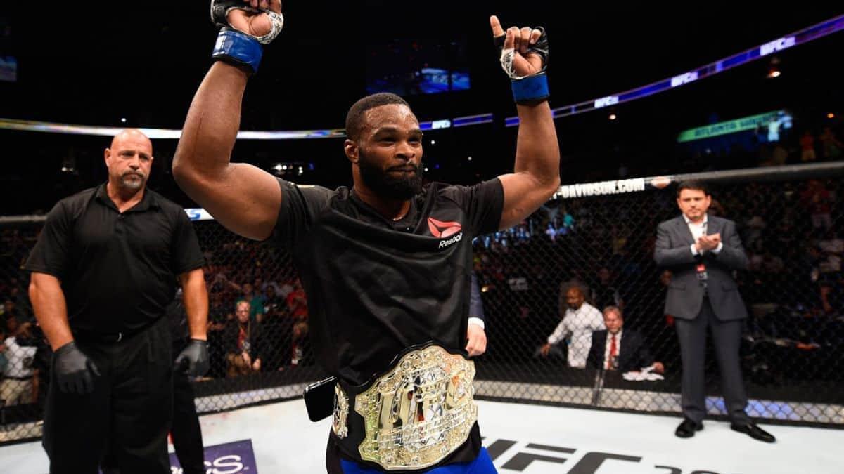 Тайрон Вудли проведет следующий бой на UFC 228