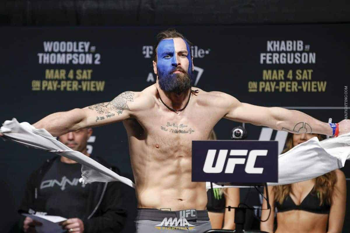 """I like Khabib, we are both from highlands and we are both beardy bastards"". Interview with UFC 209 fighter Paul Craig"