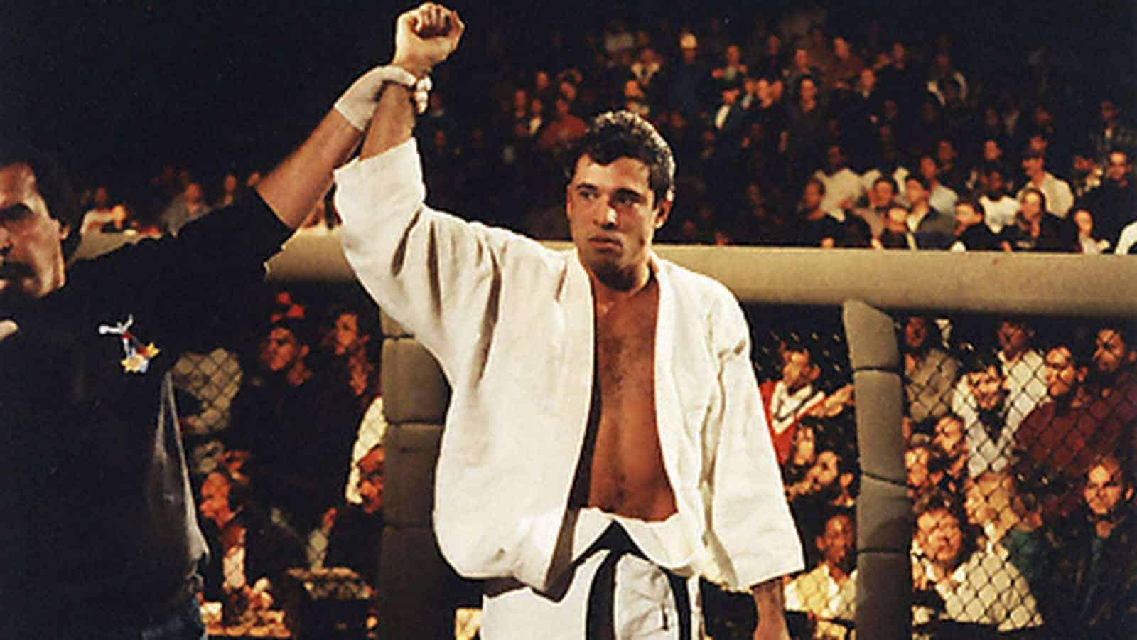 Пять историй из UFC, достойных Голливуда